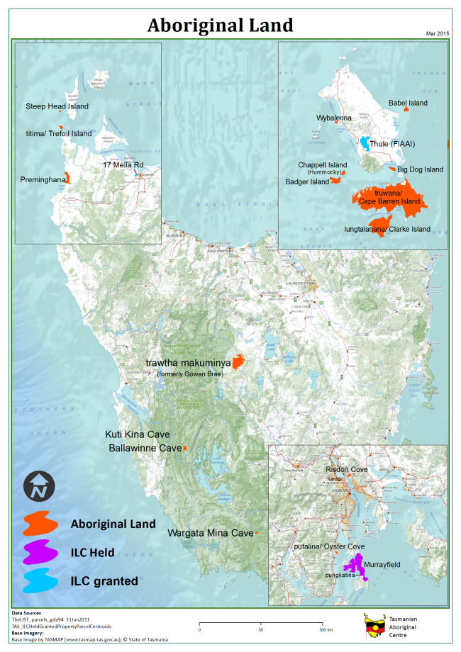 Aboriginal land 2015