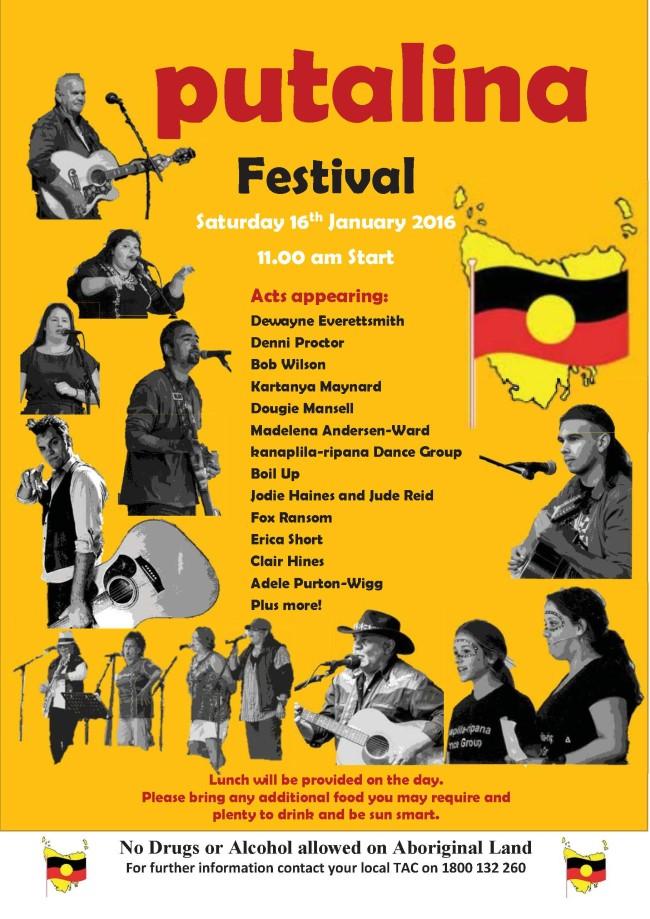putalina Festival 2016
