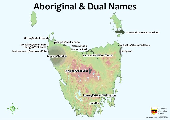 Aboriginal and Dual Names 2016 v5