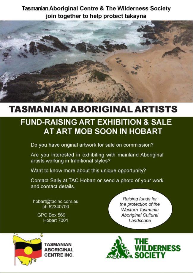 Tasmanian Aboriginal Centre - Wilderness Society
